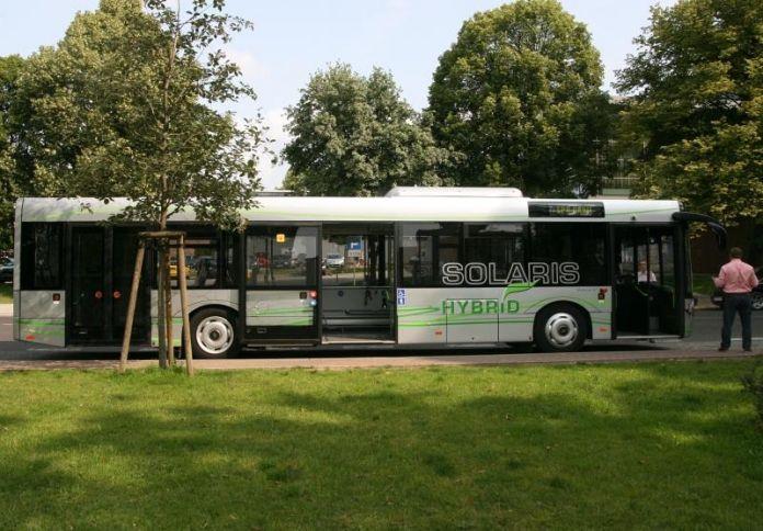 autobusy hybrydowe szczecin