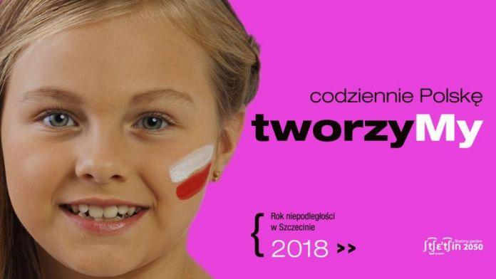 100-lecie niepodległości w Szczecinie