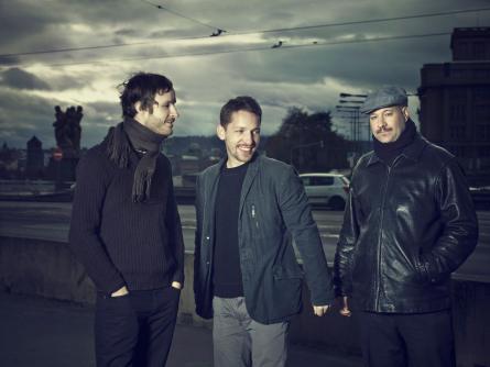 Brian Charette - Circuit Bent Organ Trio
