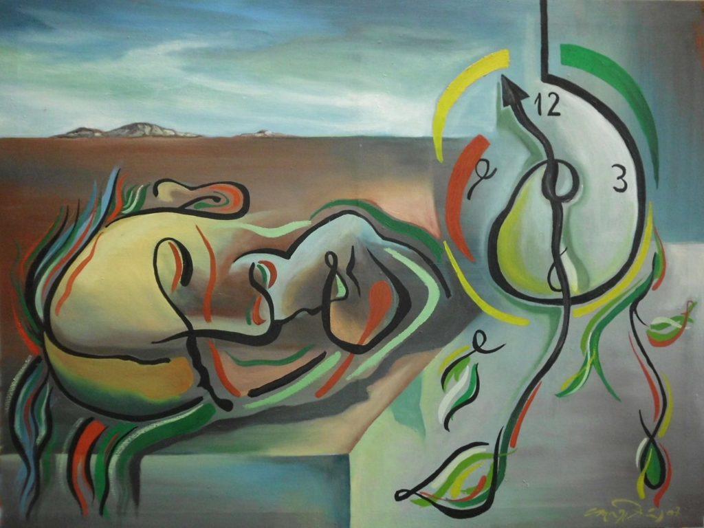 Martin Alejandro Fontenova - wernisaż malarstwa