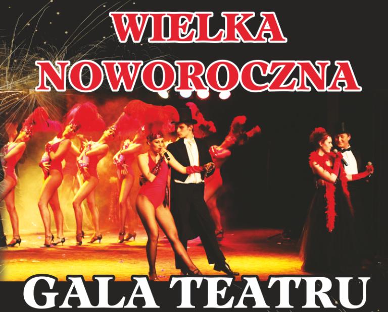 Wielka Noworoczna Musicalowa Gala Teatru Broadway