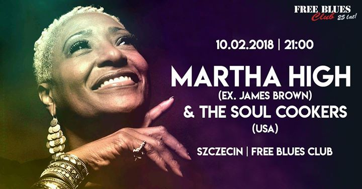 Martha High & The Soul Cookers