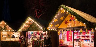 jarmarki świąteczne w Szczecinie