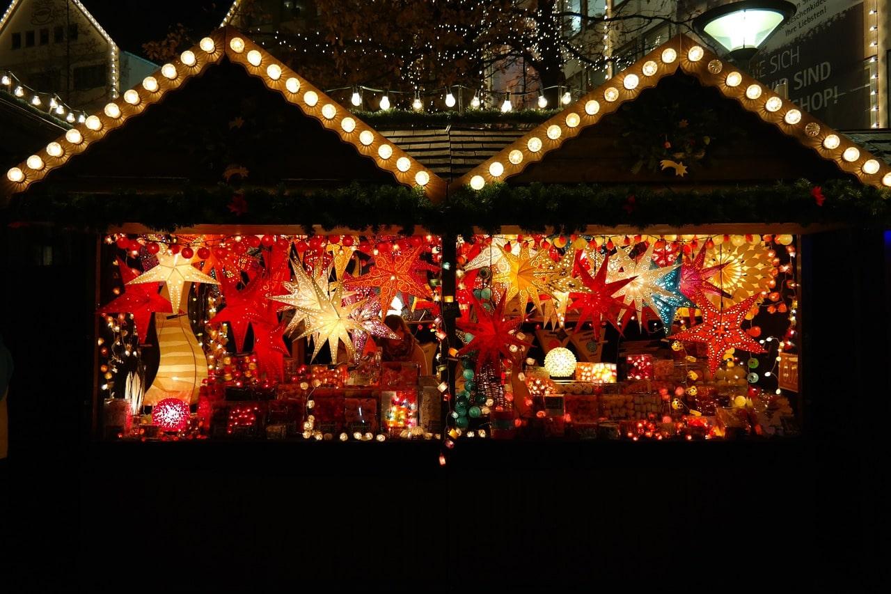 jarmarki świąteczne