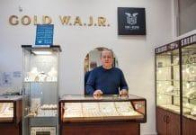 jubiler Gold W.A.J.R. Szczecin