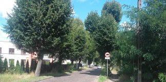 ulica Wiosenna Szczecin