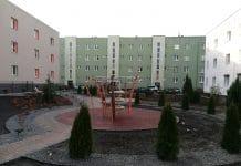 Zielone Podwórka w Szczecinie