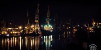 tor wodny Świnoujście - Szczecin