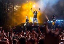 Guns N' Roses w Chorzowie