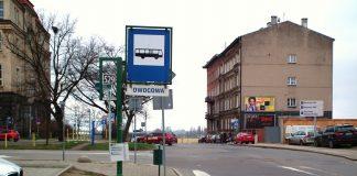 wirtualne tablice na przystankach w Szczecinie
