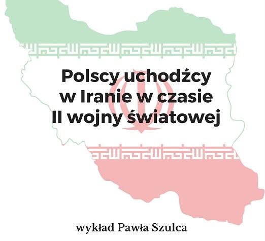Polscy uchodźcy w Iranie w czasie II wojny światowej