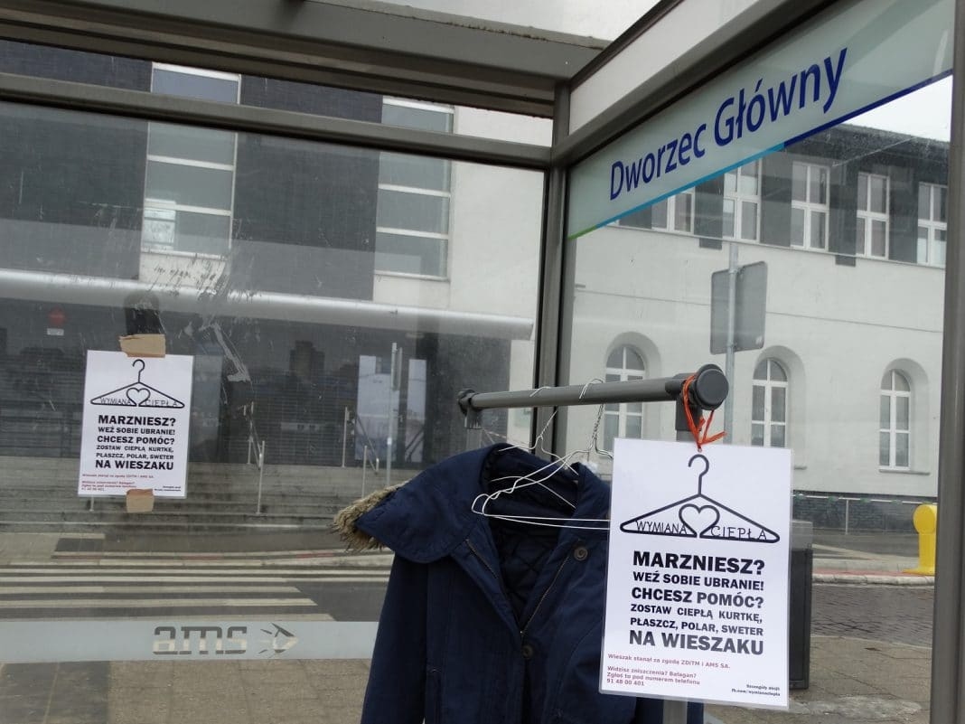 akcja Wymiana Ciepła w Szczecinie