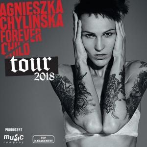 Agnieszka Chylińska Forever Child Tour 2018