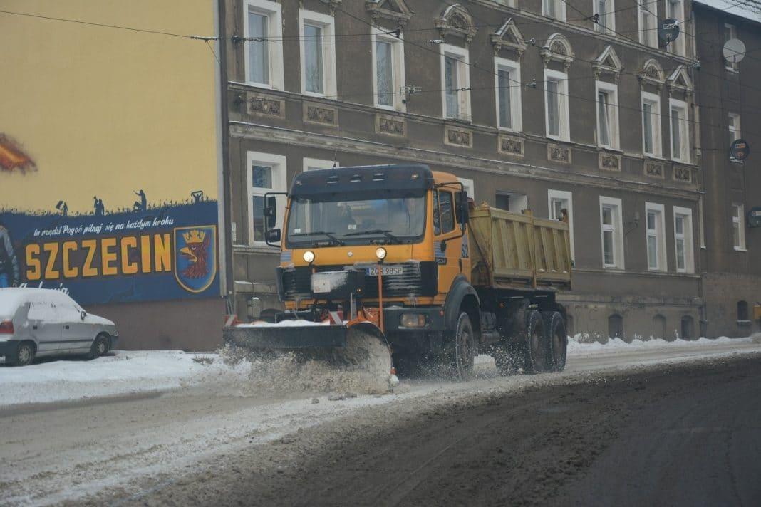 Akcja Zima w Szczecinie