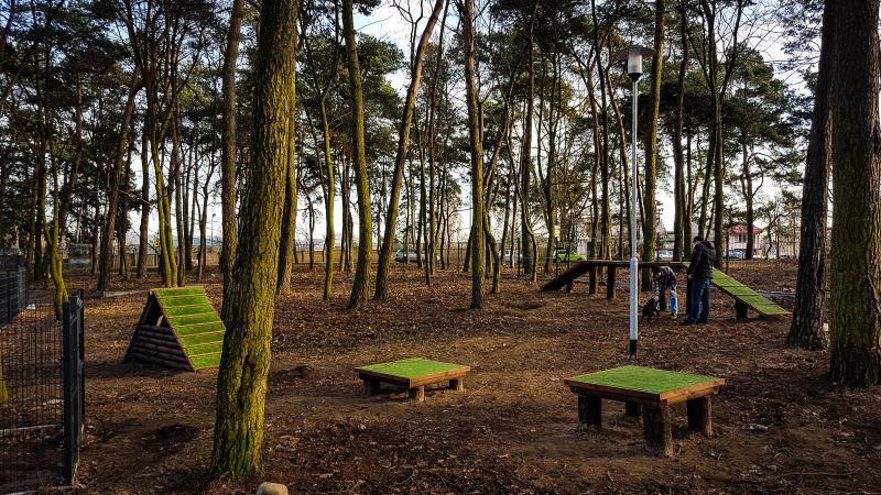 park przy litewskiej