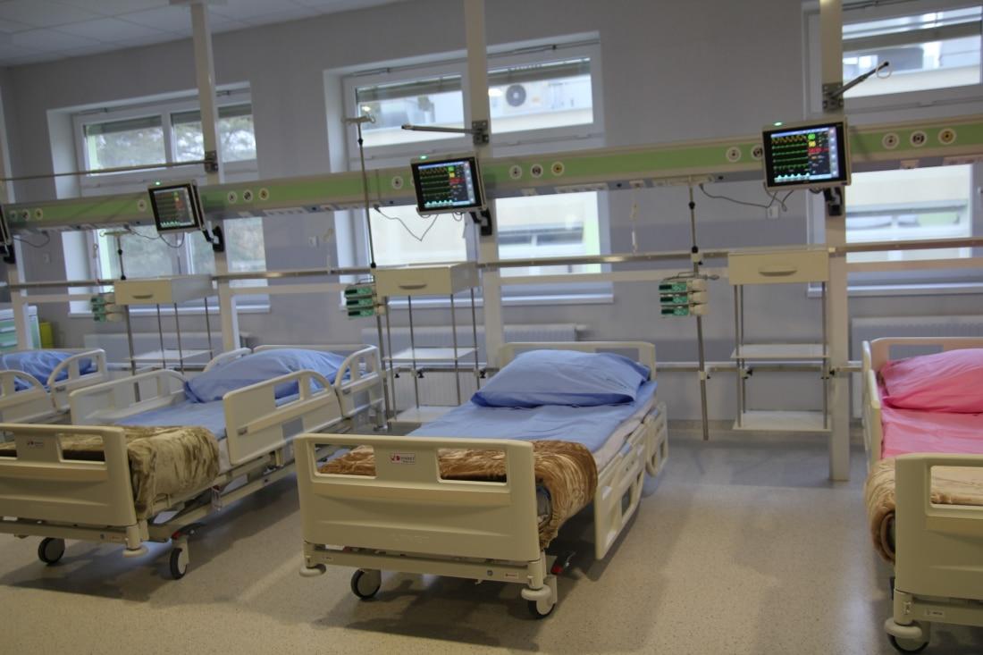 szpital zdroje