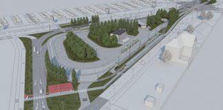 inwestycje tramwajowe Szczecin