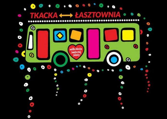 WOŚP Szczecin darmowy autobus