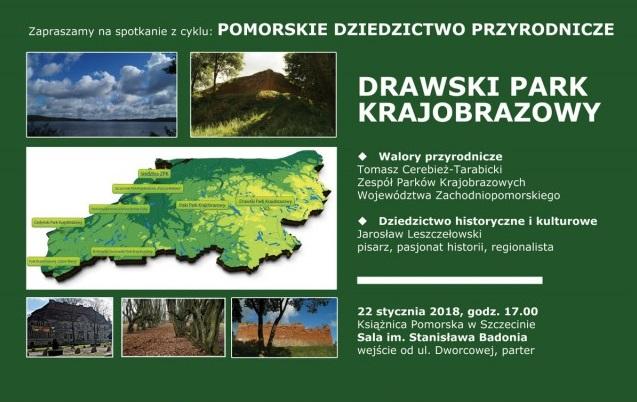 Pomorskie Dziedzictwo Przyrodnicze - Drawski Park Krajobrazowy