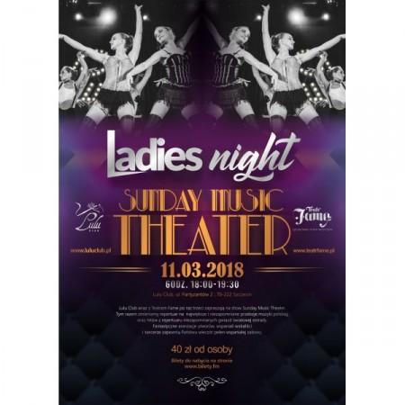 Sunday Music Theater - Ladies Night