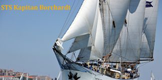 WOŚP żaglowiec STS Kapitan Borchardt