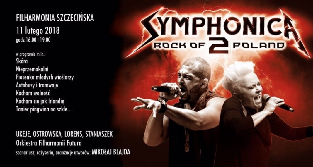 Symphonica - Rock of Poland Szczecin