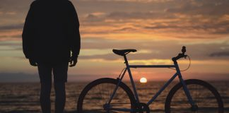 rowerem wzdłuż Bałtyku
