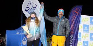 rekord świata w zimowym pływaniu