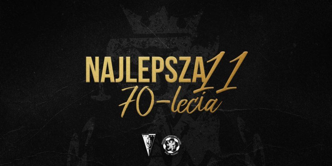 najlepsza jedenastka 70-lecia Pogoni Szczecin