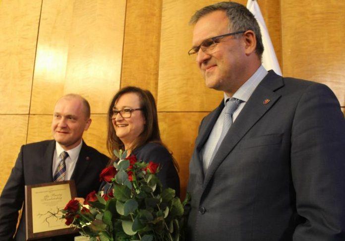 Beata Karlińska Mecenas Osób Niepełnosprawnych