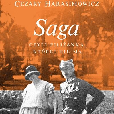 Saga Cezarego Harasimowicza – spotkanie z autorem