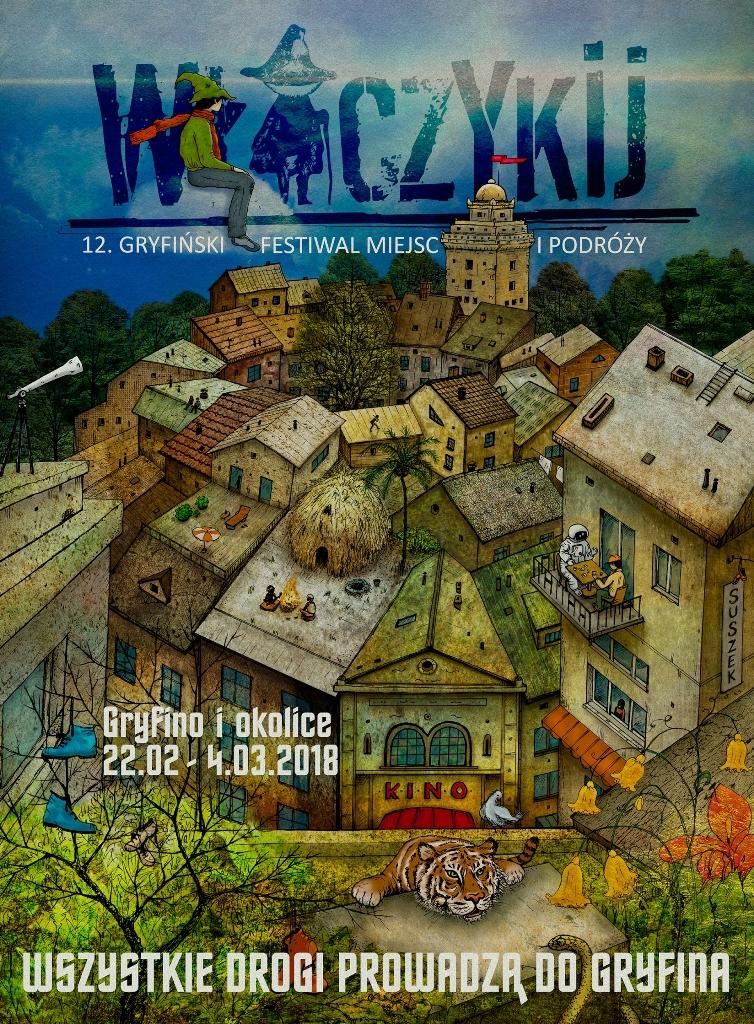 Włóczykij - największy festiwal podróżniczy na Pomorzu Zachodnim