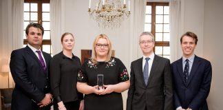 Nagroda Pielęgniarska Królowej Sylwii