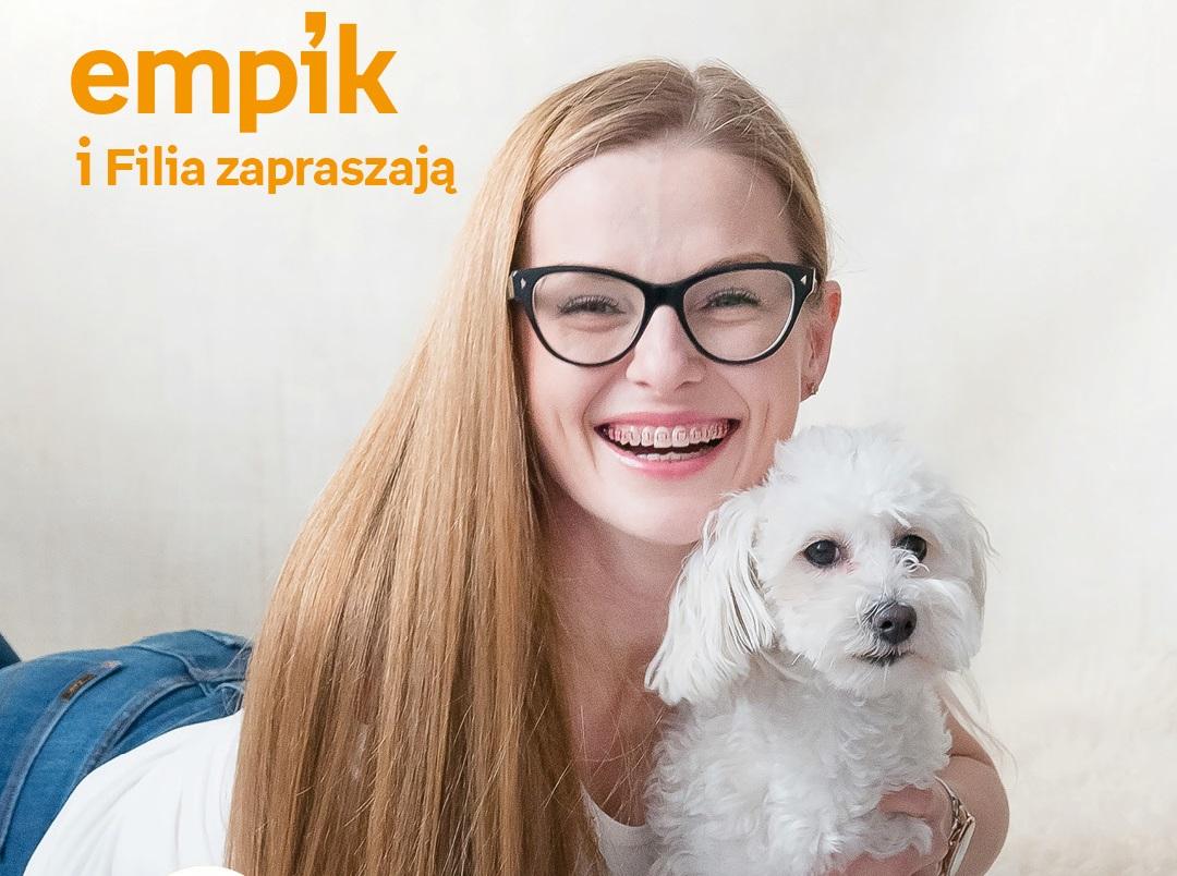 Spotkanie z Anną Harłukowicz-Niemczynów