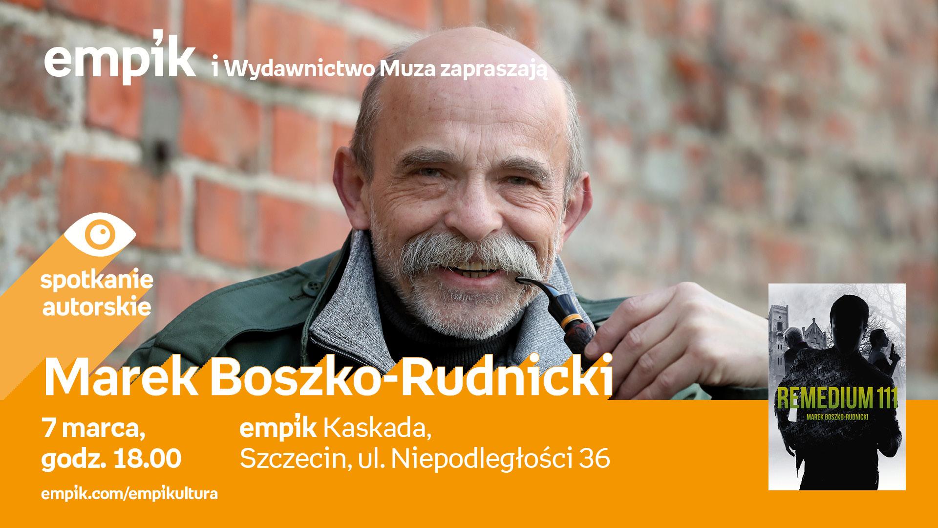 Spotkanie z Markiem Boszko-Rudnickim
