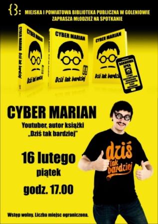 Spotkanie z Cyber Marianem