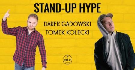 Stand-up Hype: Darek Gadowski & Tomek Kołecki