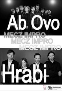 Ab Ovo - Hrabi: Mecz Impro