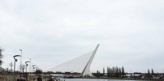 most kłodny i przebudowa dróg Szczecin