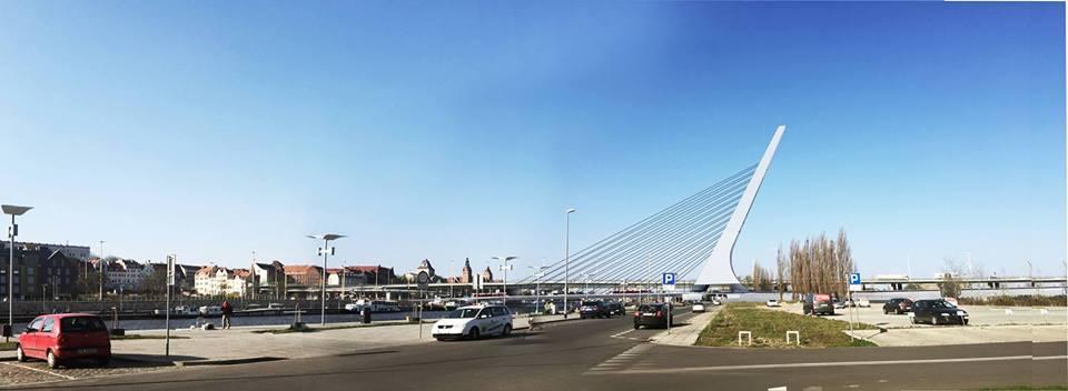 most kłodny iprzebudowa dróg Szczecin