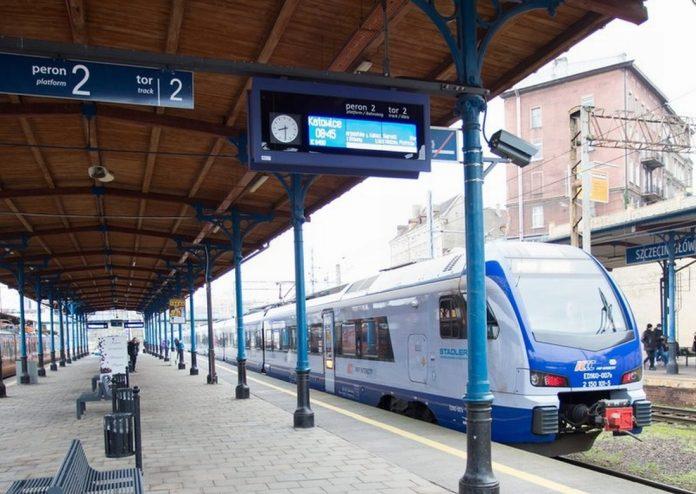 połączenie kolejowe Szczecin Trójmiasto