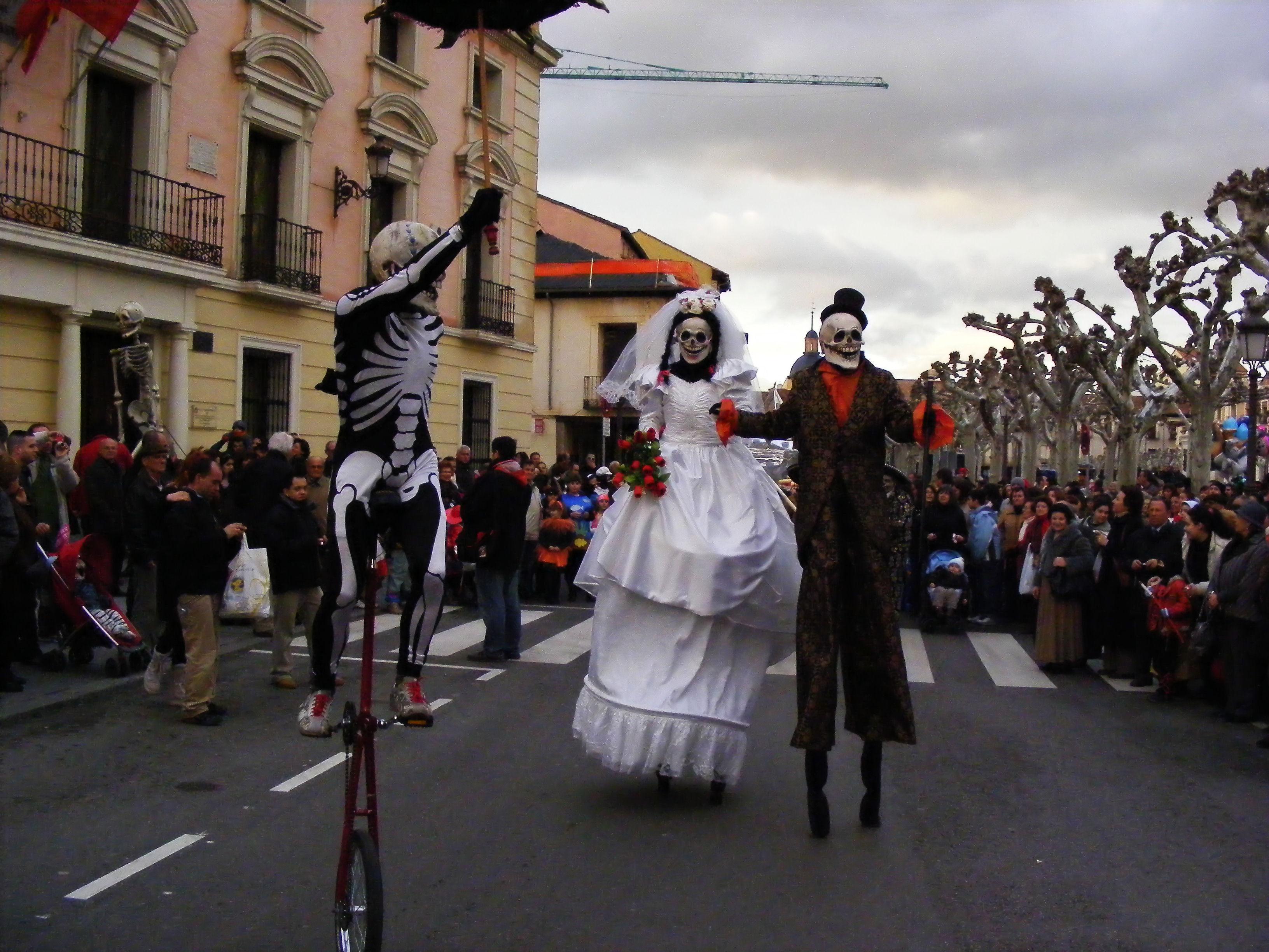 karnawał Hiszpania