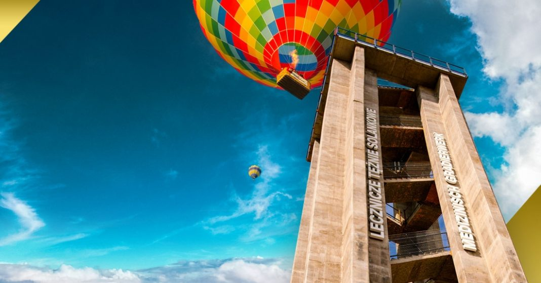 I Międzynarodowy Festiwal Balonów Pasażerskich konkurs