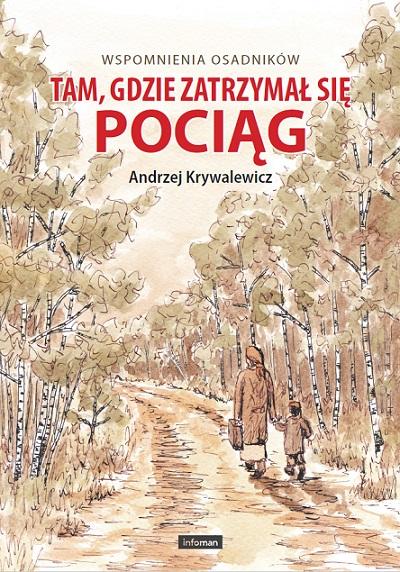 Spotkanie z Andrzejem Krywalewiczem - odwołane