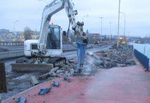 ZDiTM wstrzymał prace budowlane