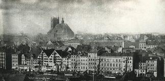 serwis z przedwojennymi zdjęciami Szczecina
