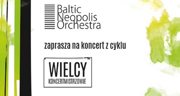 Wielcy Koncertmistrzowie - Wiosenne Divertimento