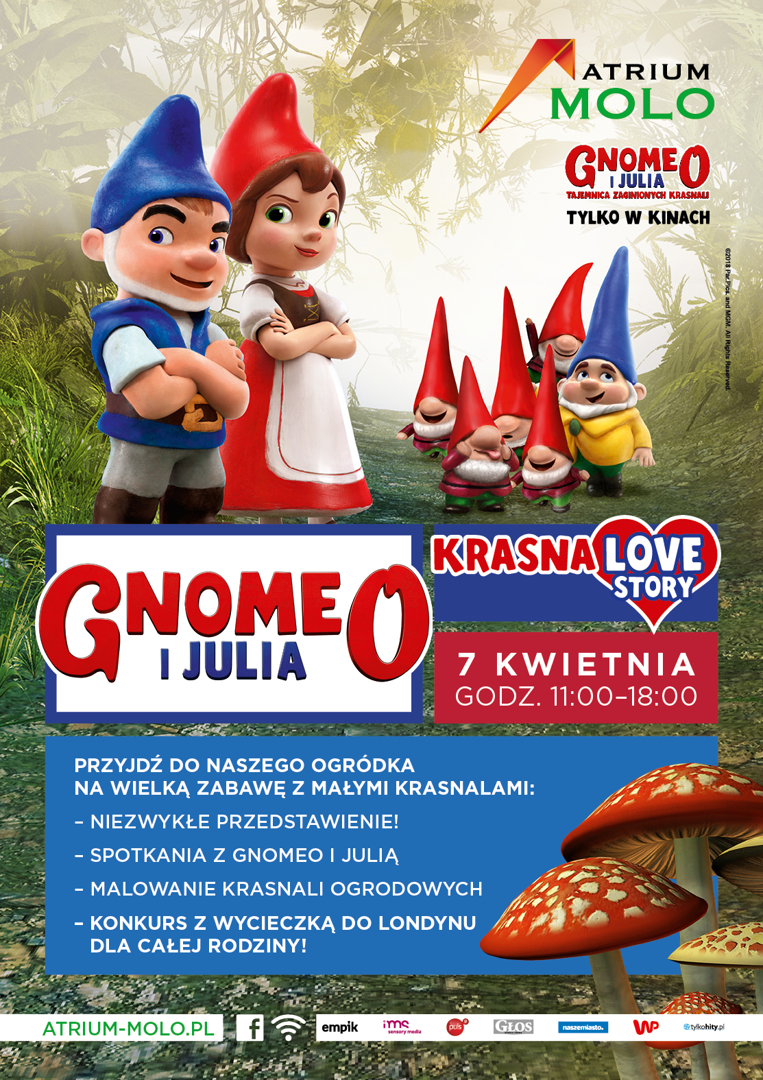 Gnomeo iJulia