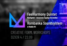 muzyczny logotyp Szczecina