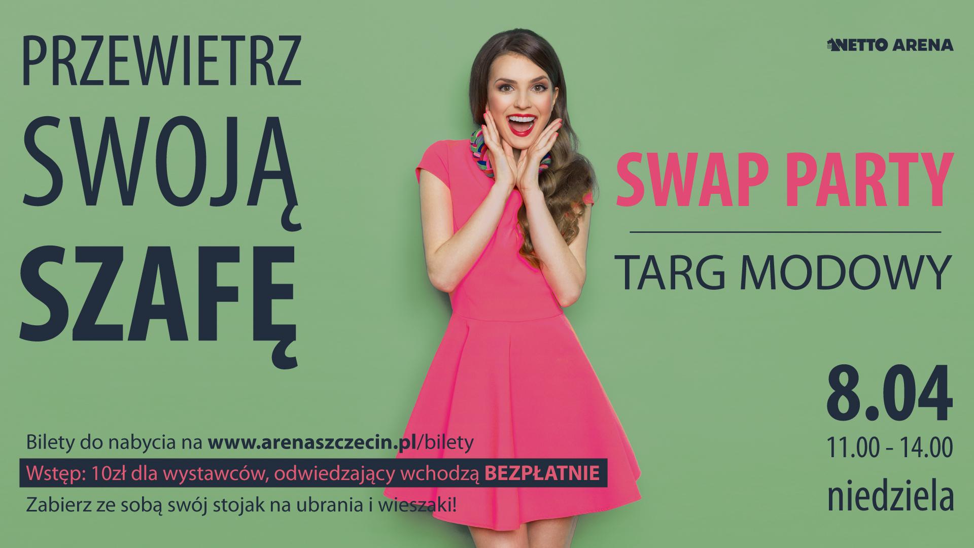 Swap Party – Targ modowy